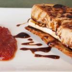 Crujiente de foie